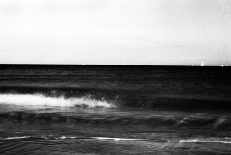 analog, exposure, beach, film - loyph   ello