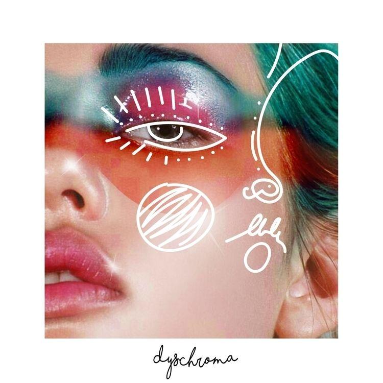 MONDAY DOUBLE FACE • DYSCHROMA  - camellyadyschroma | ello