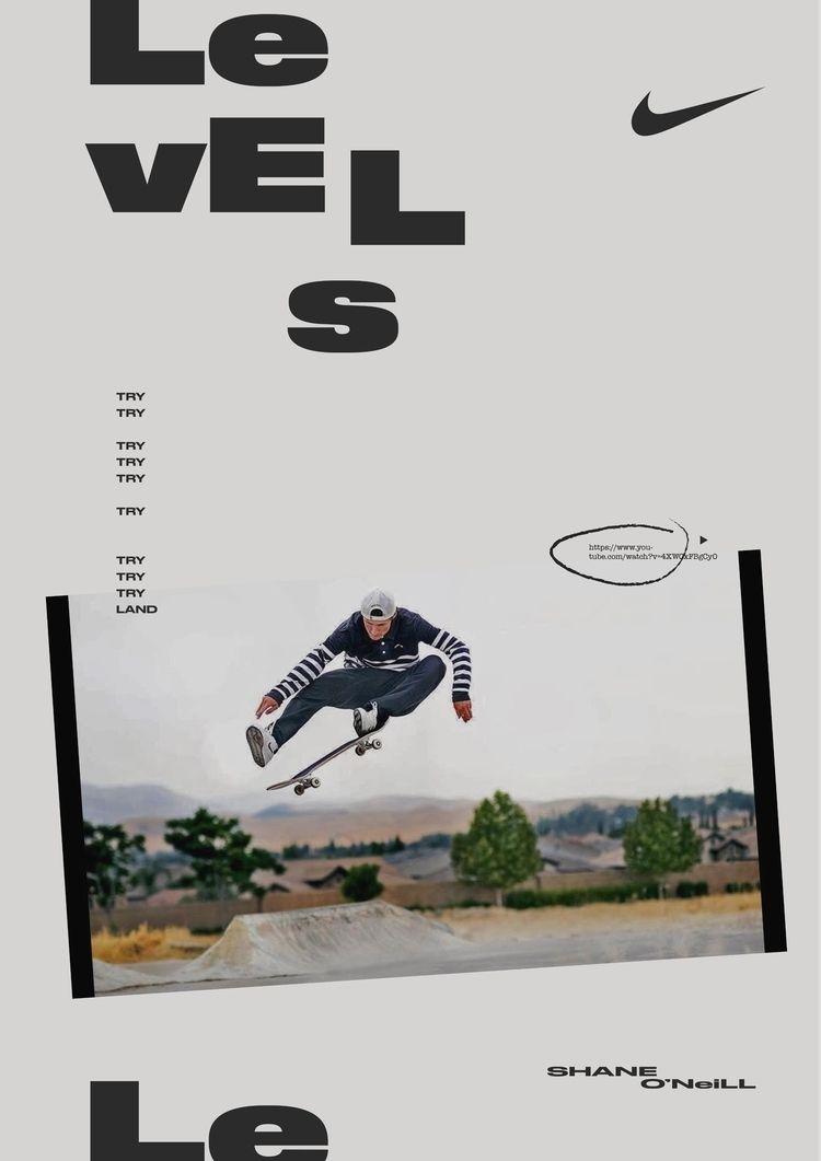 Nike SB. Shane Levels (2018 - nikesb - luiscoderque | ello