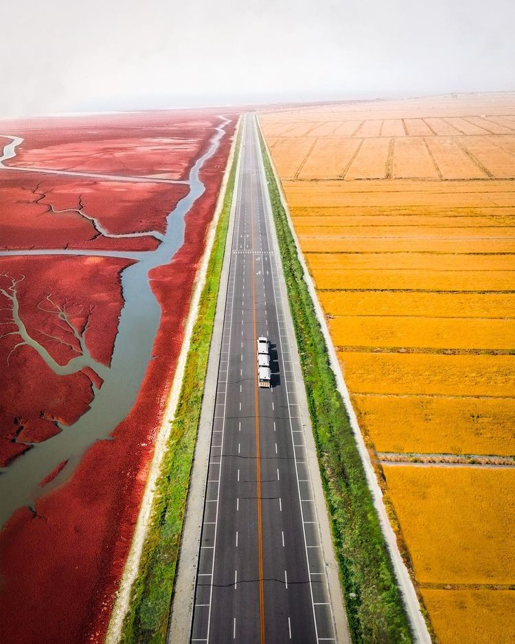 Asia Stunning Drone Photography - photogrist | ello