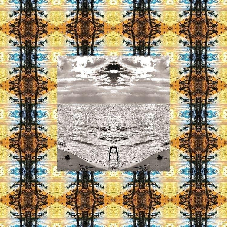 Maui Beach Topher Straus Print  - bitfactory | ello