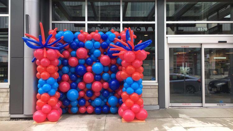 BalloonWall, PhotoWall, Backdrop - laurenlatex | ello