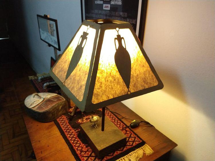 Lamp prototype - MISSION LAMP A - miklosdesign | ello