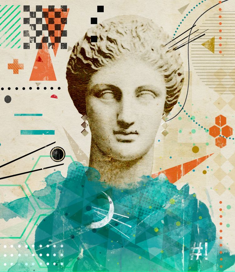 Helen Troy Queen Constructivism - eadesign | ello