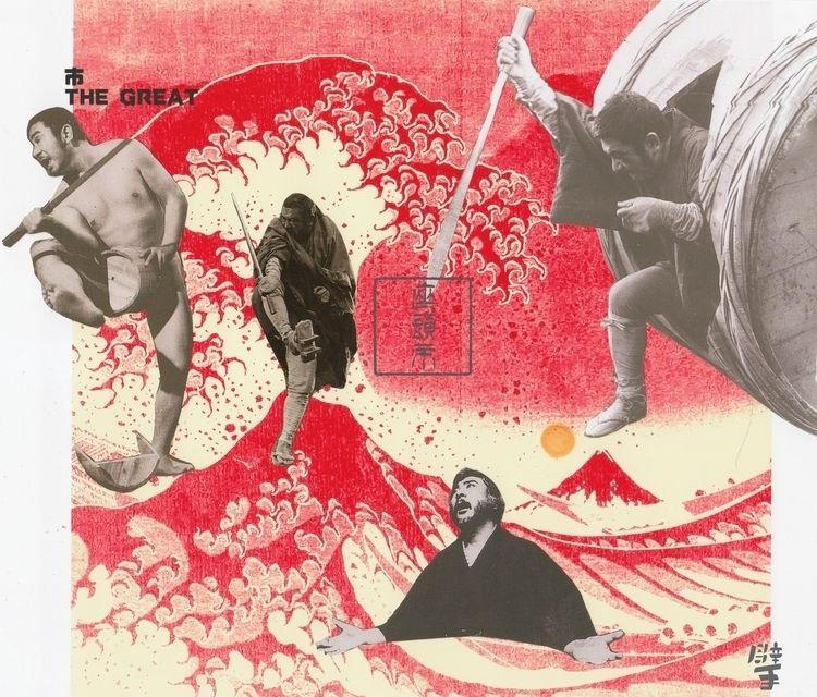 ICHI, swings wave HOKUSAI. ICHI - tsun-zaku | ello