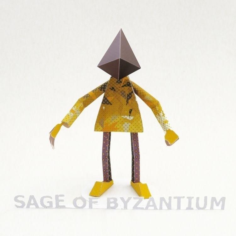 Sage Byzantium, papertoy Time s - zuubs | ello