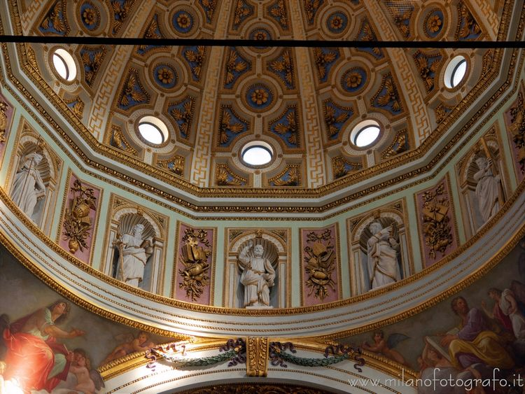 ( ): Statues base Santa Maria d - milanofotografo | ello