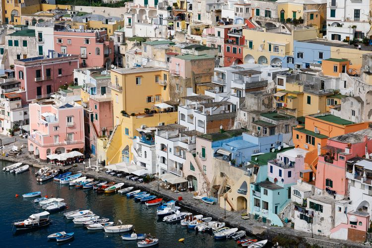 Procida - photography, italy, travel - anttitassberg | ello