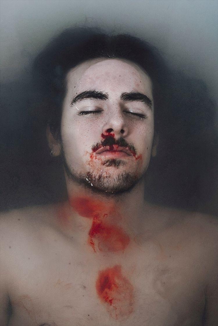 """Insane"" — Photographer: Miriam - darkbeautymag | ello"