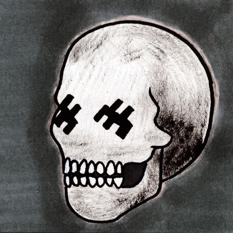 skull - drawing, draw, expresswaytoyrskull - donorbrain | ello