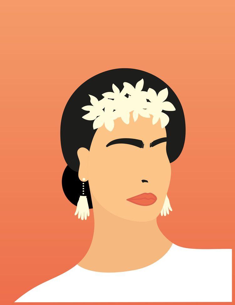 Artist portraits vector format - 952design   ello
