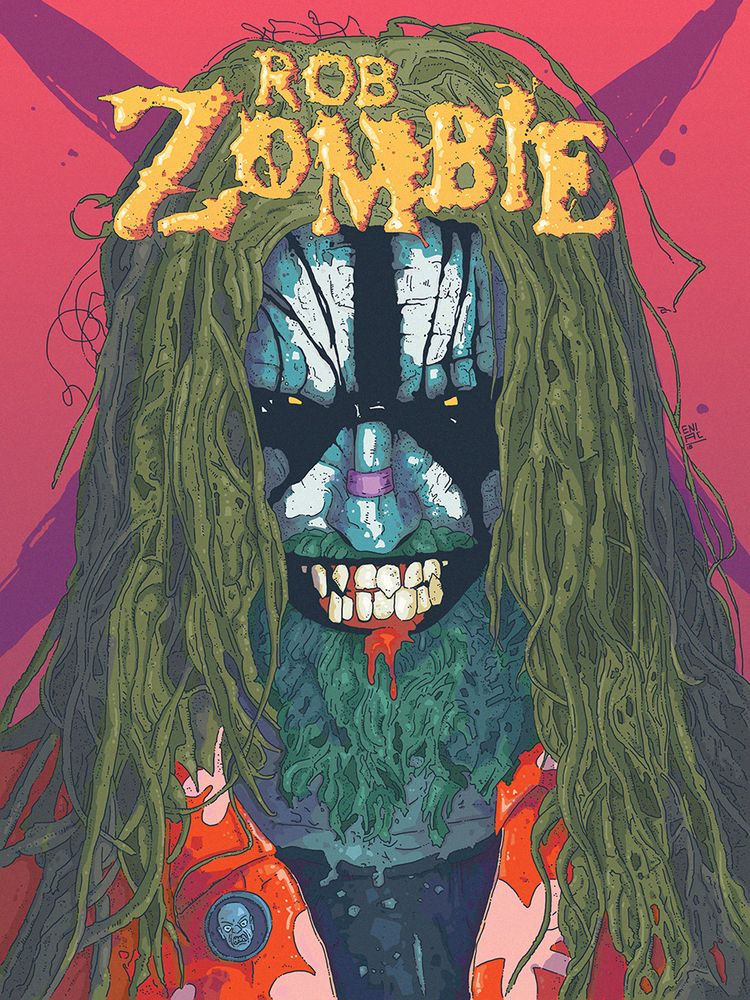 Rob Zombie - artereniac | ello