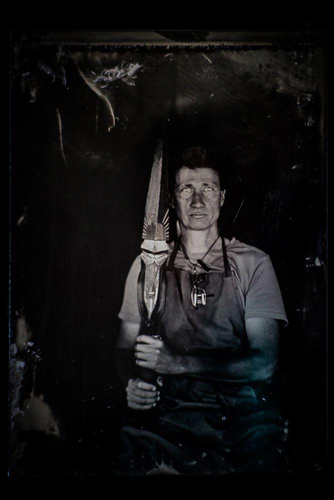 author photo Stephane Grall - sacred - tuksarbeni | ello
