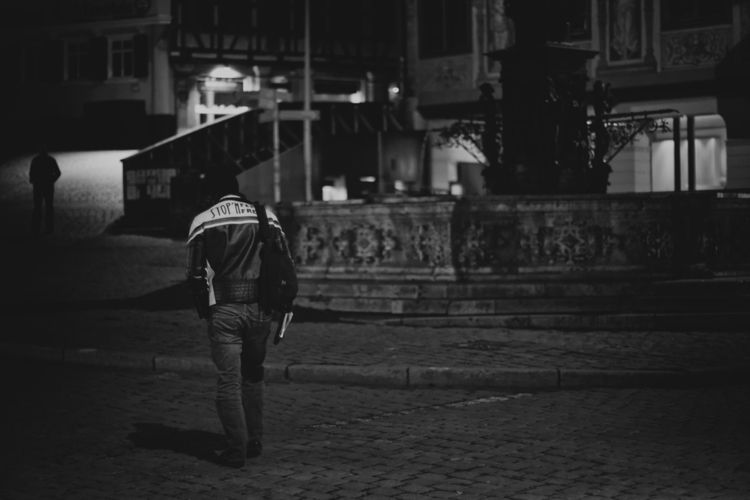 Nightwalker - photography, street - marcushammerschmitt | ello