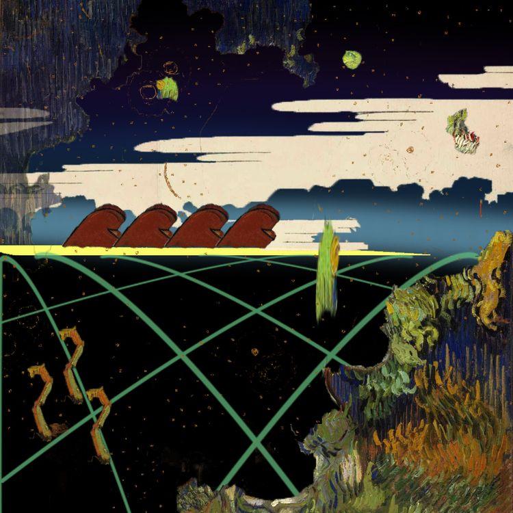 chosen Van Gogh Hokusai aesthet - jorgevisa | ello