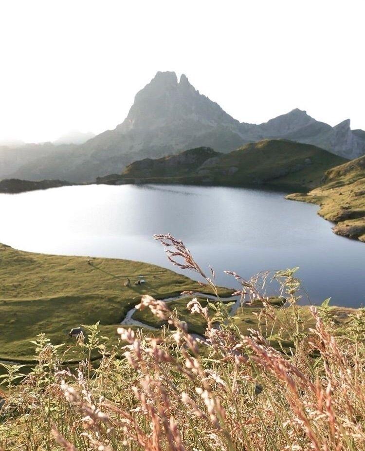 Ossau Valley ⛰ paysage#пейзаж - paesaggio - olivloliv | ello