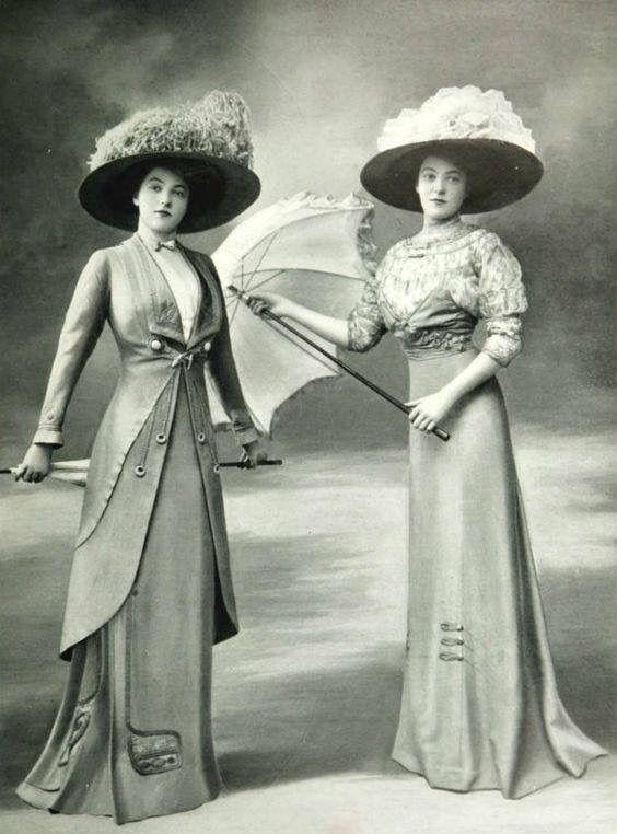 vintage, victorian, fashion - victorianchap | ello