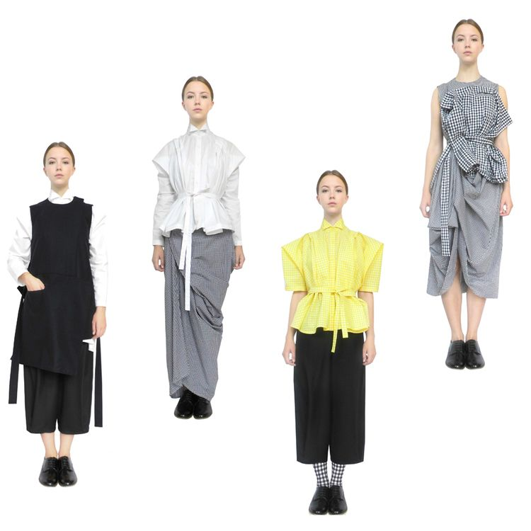 'Caution' collection Draped des - cunningtonandsanderson | ello