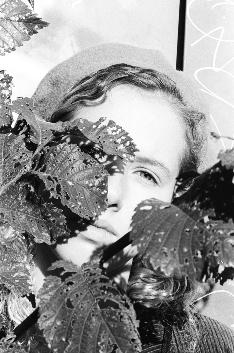 Julietta Kodak 400, pushed deve - austinphilp   ello
