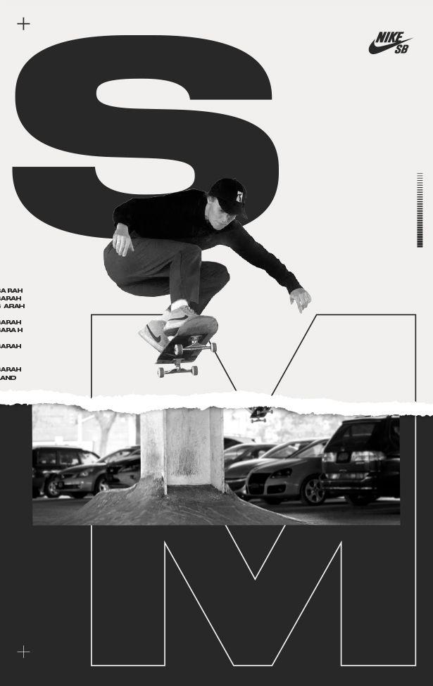 Nike SB. Sarah Meurle - nikesb, skateboarding - luiscoderque | ello