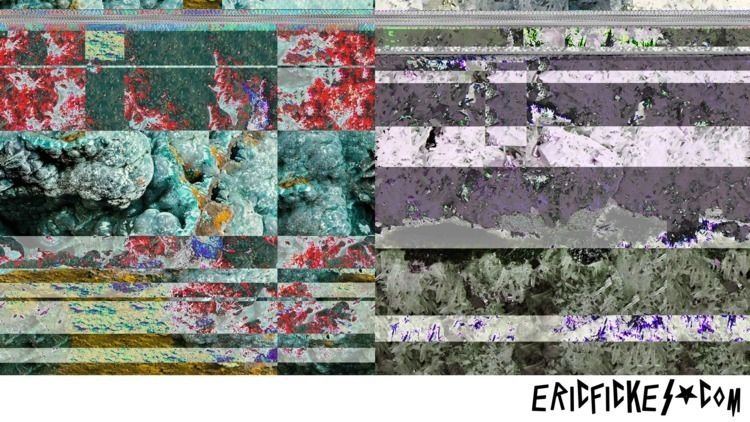 ROCKER - Tumbling rocks ART mac - ericfickes | ello