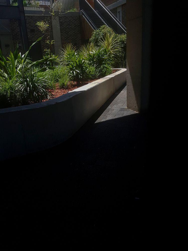 Concrete garden Fountain Street - donurbanphotography | ello