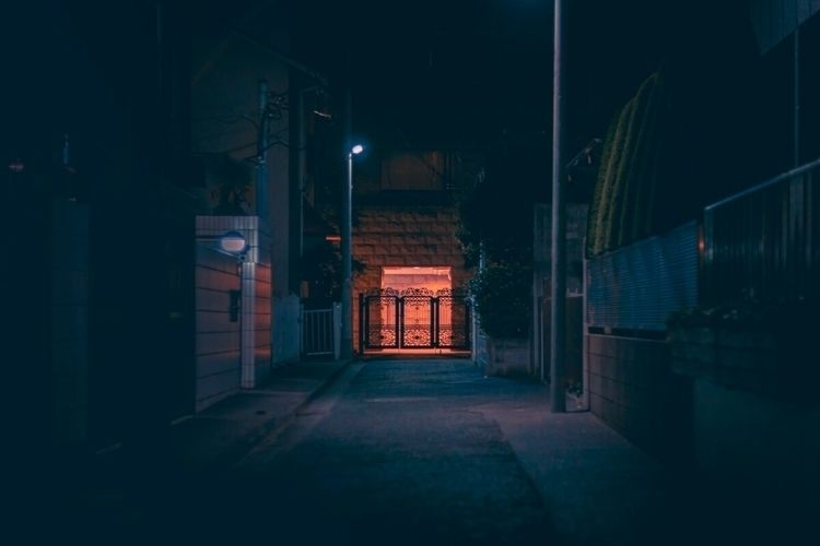 pretty spooky...  - jiyugaoka, 自由が丘 - fokality | ello