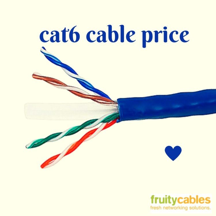 Build strong network high-speed - fruitycables | ello