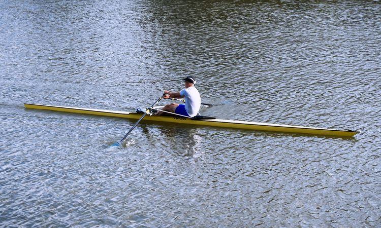photography, canoe, canoist, sport_urbanart - urbanart | ello