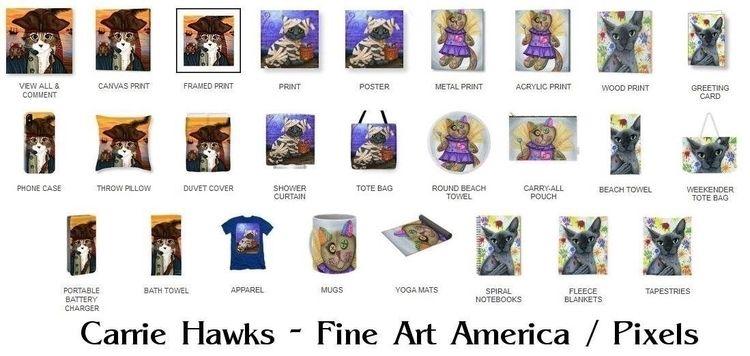 Fine Art America / Pixels Dayli - tigerpixie | ello