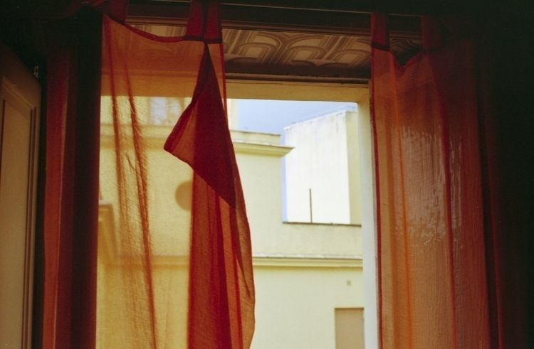 Curtains, Rome (2018 - 35mm, italy - janekpaul | ello