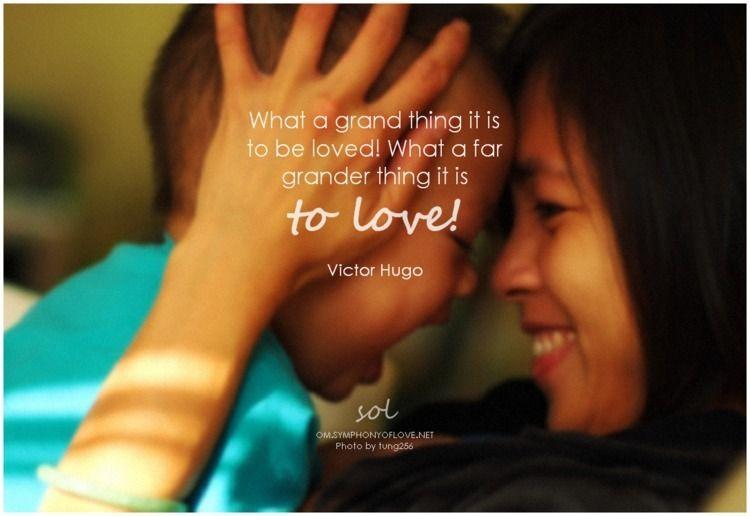 grand loved! grander love! Vict - symphonyoflove | ello