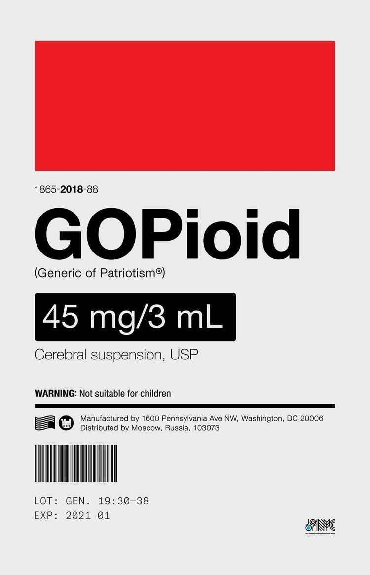 """GOPioid"" [2018] Side effects i - minusbaby   ello"
