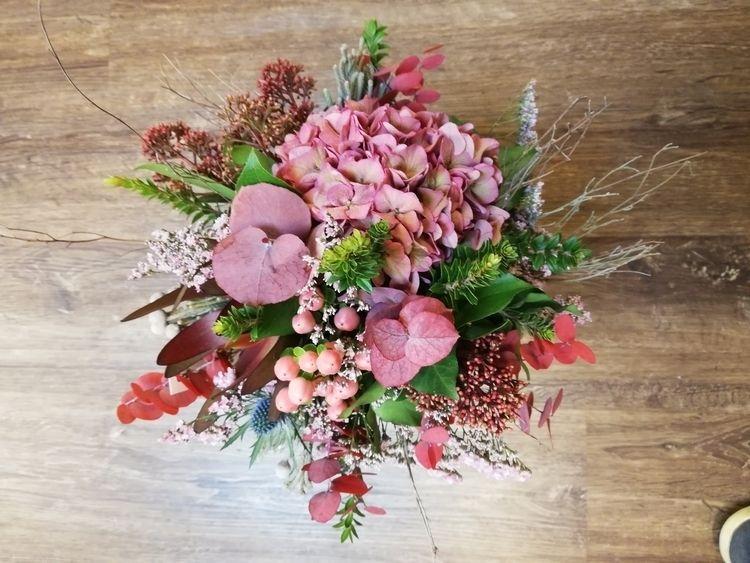 Blumenstrauß Vintage-Stil Horte - sanflower | ello