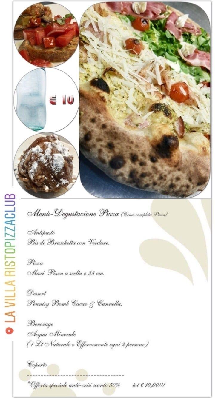 Pizza Tasting-Menu Starter Bis  - fabriziolicciardello | ello