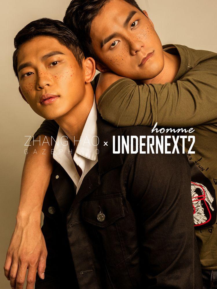 UNDERNEXT2 18FW 形象拍攝 ( 4/6 ) —  - zhanghao | ello