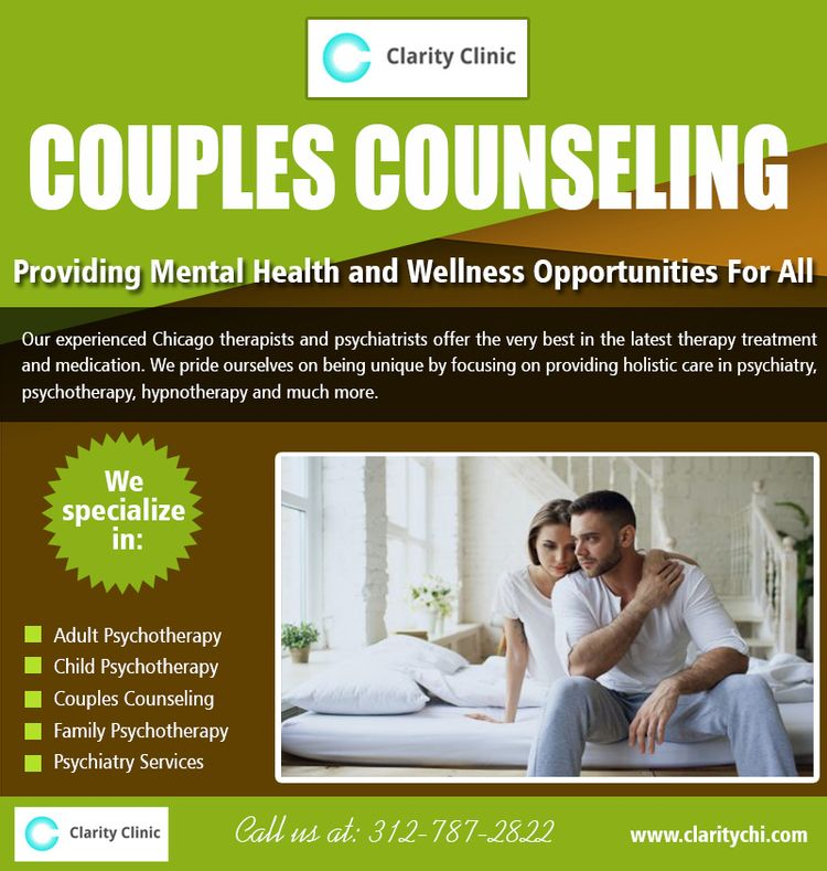 Couples Counseling | claritychi - clarityclinic | ello