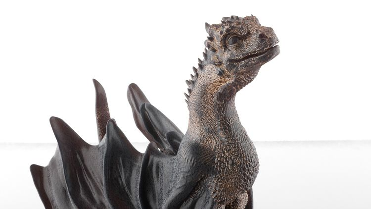 Baby Dragon - model textured li - subnomadix | ello