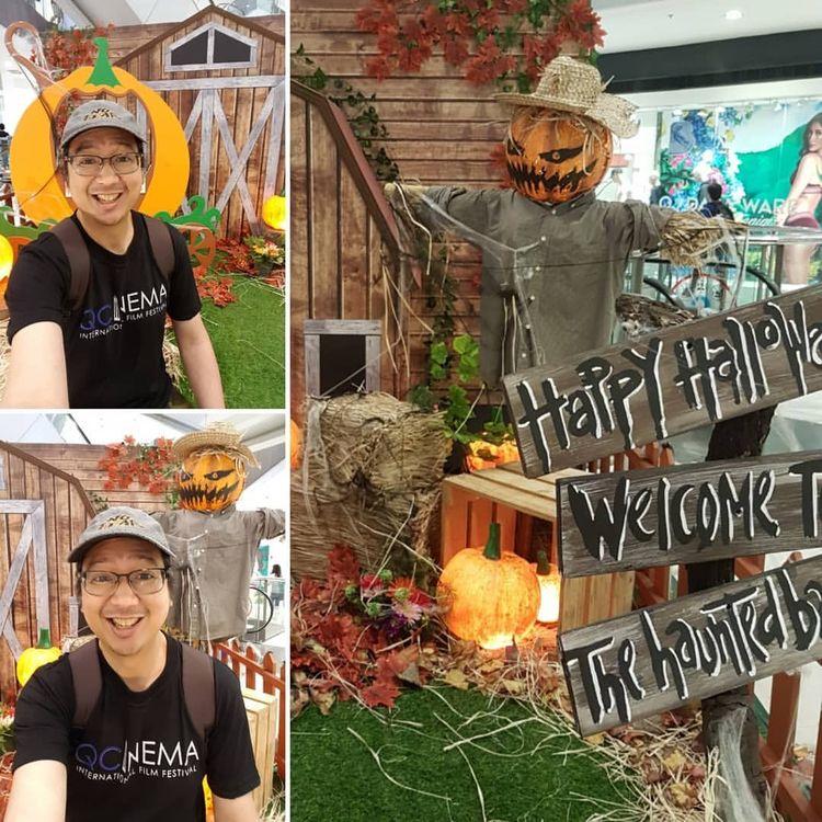 Haunted Barn Galleria Happy Hal - vicsimon | ello