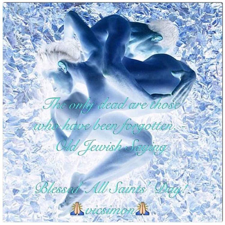 Memoriam Saints' Day Souls' dea - vicsimon   ello