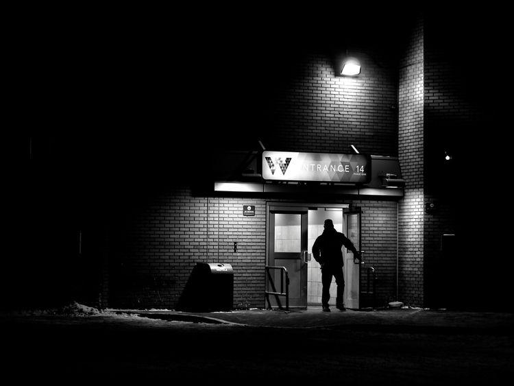 Entrance 14 Edmonton, Alberta,  - george_s_photo | ello