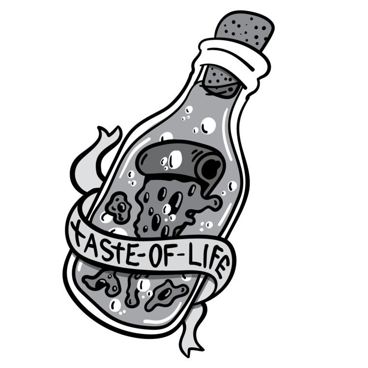 real taste life :pizza::bottle - _pizzapirate | ello