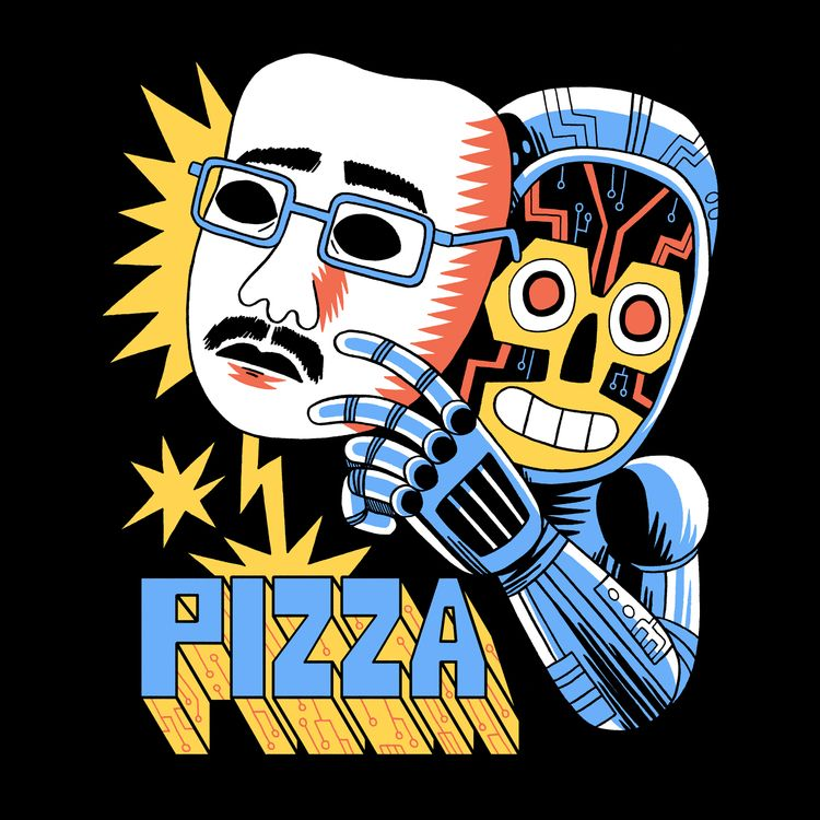 design Pizzamas year DFTBA! buy - jackteagle | ello