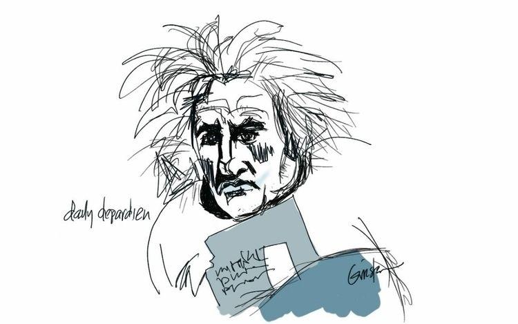faces Gerard Depardieu - depardieu - kirrrsten | ello