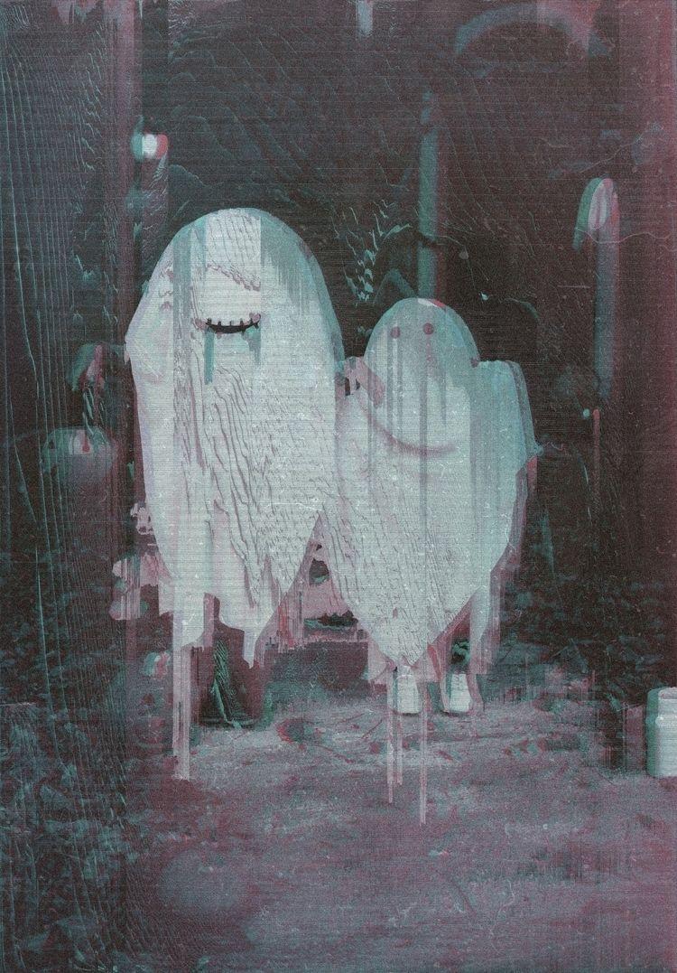 glitchtober_31 Happy Halloween  - jrdsctt | ello