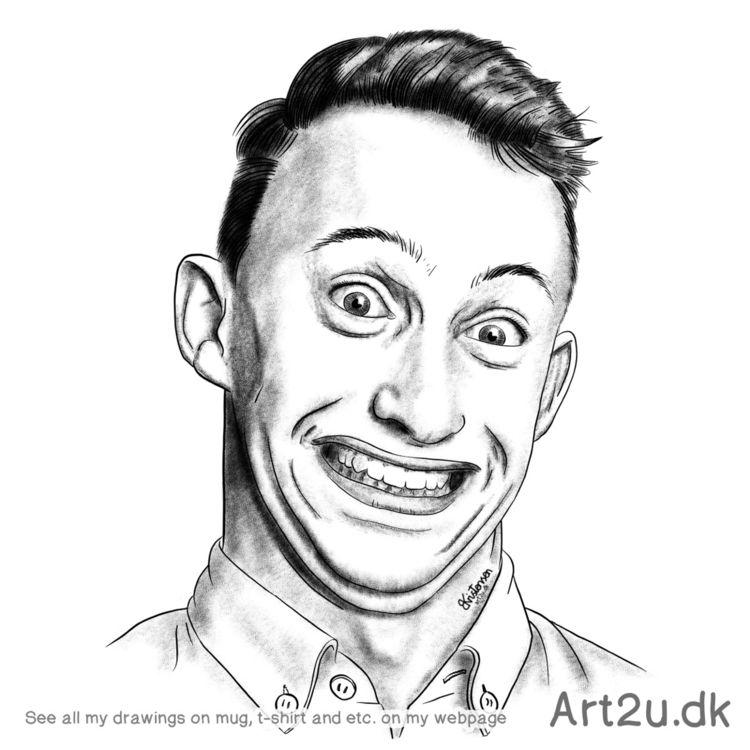 Dont Art2u.dk - Worry, Happy, prints - art2u | ello