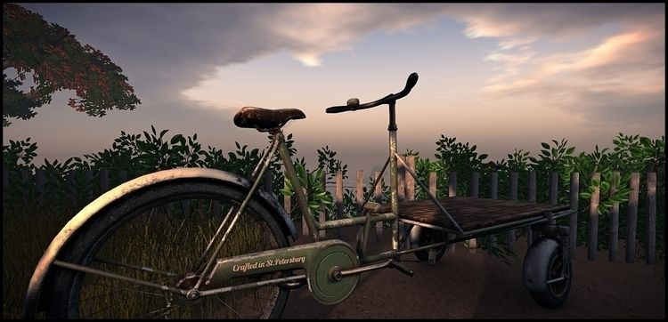 La Frontera ~ - secondlife, SL, bike - vivography | ello