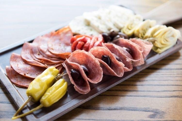 Antipasto Board Italian Market  - jasonogulnik | ello