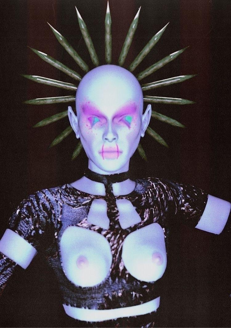 demon  - Art, 3Dart, Cinema4D, Neon - darlingdesign | ello