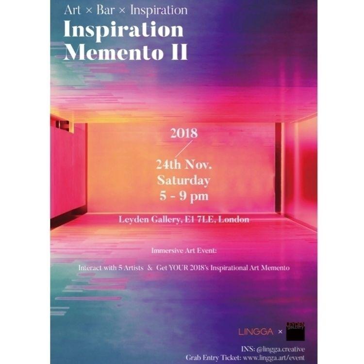 """Inspiration Memento II"" coming - linggacreative | ello"